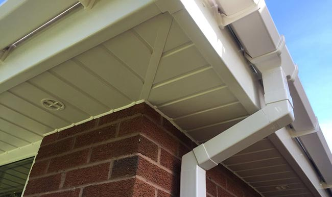 Gutter Installations Preston